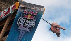 Red Bull Cliff Diving: Duque e Jimenez vencem etapa açoriana