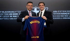 Belletti é o novo embaixador do Barcelona