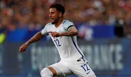 Kyle Walker a caminho do Manchester City