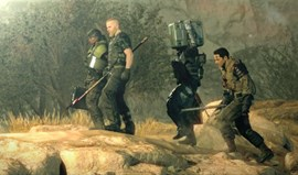 "Metal Gear Survive ""mostra-se"" na Gamescon"