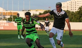 Farense: Triunfo por 2-1 diante do Forest Green Rovers
