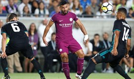 Manchester City goleia Real Madrid (4-1)