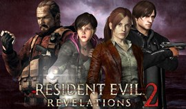 Resident Evil: Revelations na Switch