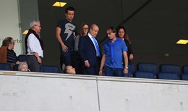 Pinto da Costa de regresso ao Dragão