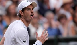 Lesão afasta Andy Murray do torneio de Cincinatti