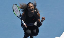 Serena Williams promete regresso incrível