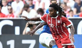 Bayern Munique descarta a venda de Renato Sanches
