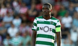 Sporting confirma lesão de William