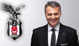 Presidente do Besiktas otimista com sorteio