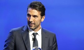 Buffon define dois favoritos no grupo do Sporting