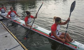 Mundiais: Portugal vence final B de K4 500 e termina no top 10