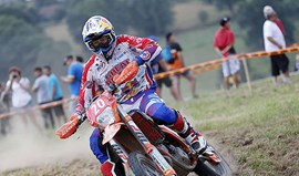 Portugal segura quarto lugar no International Six Days Enduro