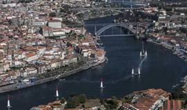 Red Bull Air Race 2017 vista no Porto por 850 mil pessoas