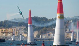Red Bull Air Race: Sonka e Coleman vencem etapa de Portugal
