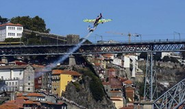 Autarca de Gaia orgulhoso com regresso da Red Bull Air Race às margens do Douro