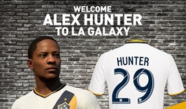FIFA 18: Alex Hunter reforça LA Galaxy