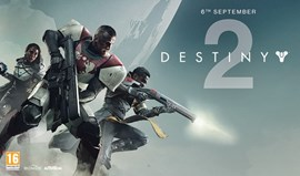 Destiny 2 chega à PlayStation 4