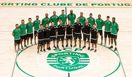 Sporting ambicioso no regresso