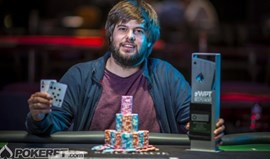 Poker: Francisco Lopes venceu Main Event WPTDS Portugal