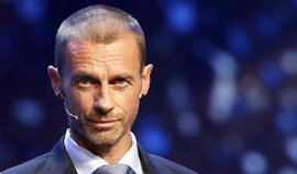 Presidente da UEFA define Fair Play Financeiro como prioridade do organismo