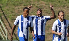 FC Porto entra a ganhar na Premier League International Cup