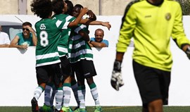 Sporting vence Estoril por 2-0