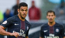 Ligue 1 'aperta' Paris SG por causa de Ben Arfa