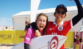 Sally Fitzgibbons à Benfica