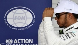 GP do Japão: Lewis Hamilton na pole position
