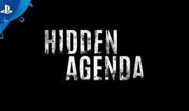Hidden Agenda chega em exclusivo à PlayStation