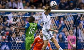 MLS: Nulo entre Vancouver Whitecaps e Seattle Sounders