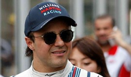 Felipe Massa abandona no final da época