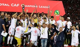 Wydad conquista Champions africana 25 anos depois