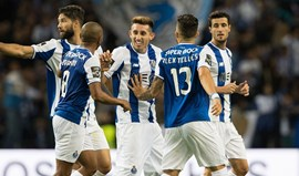 A crónica do FC Porto-Belenenses, 2-0: Dragão eficiente
