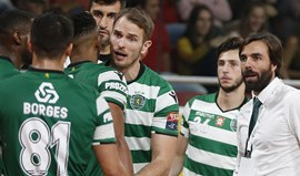 Sporting volta a perder na Champions