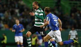 Factos e números do Sporting-Belenenses