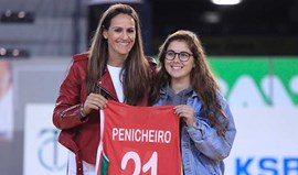 Ticha Penicheiro apoia NBA Junior League