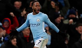 Raheem Sterling na mira do Real Madrid