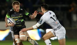 Ospreys-Northam. Saints: Novo duelo na Champions Cup