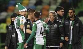 As contas do Sporting na Taça CTT: Empate no Restelo deve bastar