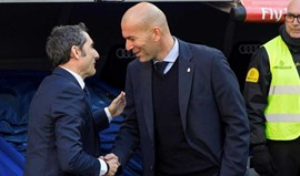 Valverde: «Nunca demos o Real Madrid como morto»