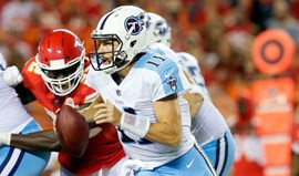 Kansas City Chiefs-Tennessee Titans: Arranca o playoff da NFL