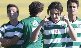 Sporting goleia no Estoril