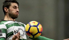 Piccini e mais 18 nos convocados do Sporting