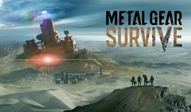 Metal Gear Survive tem novo trailer