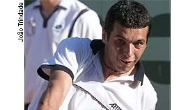 Estoril Open: Albert Montanes defronta ídolo