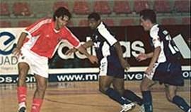 Benfica derrotado por Miramar adulto