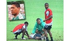 Raio matou Hermán Gaviria durante um treino