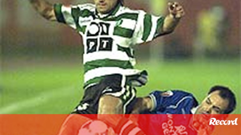 9ee4779e50 Jardel  «Nos últimos quinze minutos sentimos medo» - Sporting - Jornal  Record