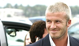 David Beckham pode acabar no... Big Brother